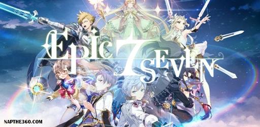 nạp thẻ epic seven