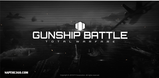 nạp thẻ gunship battle