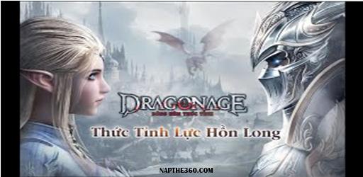 nạp thẻ dragon age