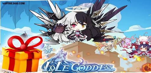 nạp thẻ idle goddess