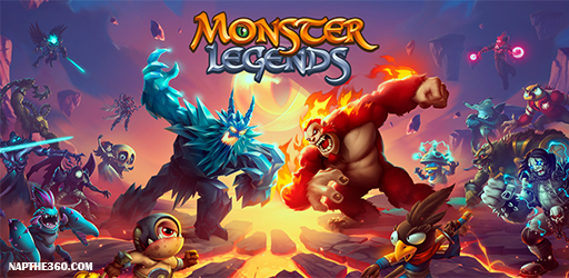 nạp thẻ monster legends