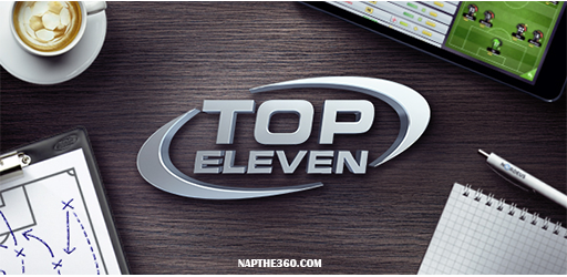 nạp thẻ top eleven