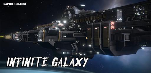 nạp thẻ infinite galaxy