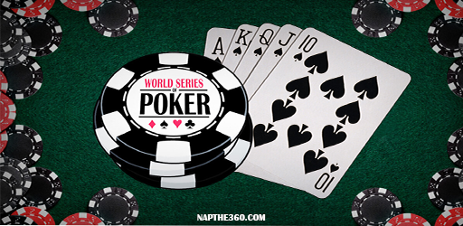 nạp thẻ world series of poker