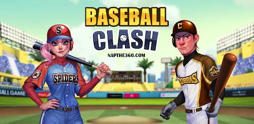 nạp thẻ baseball clash