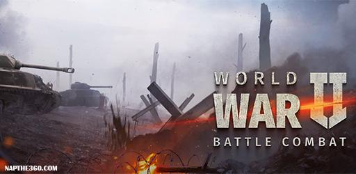 nạp thẻ world war 2 battle combat