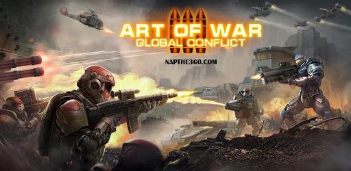 nạp thẻ art of war 3