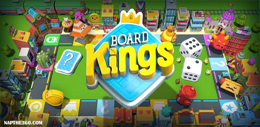 nạp thẻ board kings