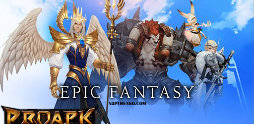 nạp thẻ Epic Fantasy