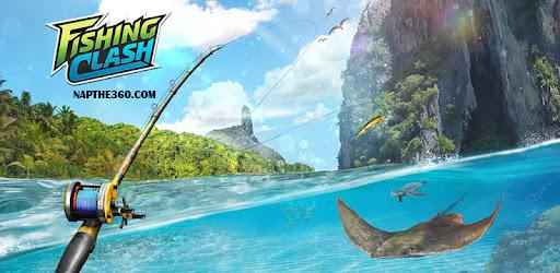 nạp thẻ Fishing Clash