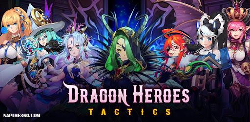 nạp thẻ Dragon Heroes